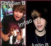 Christin Beadles &&n Justin Bieber