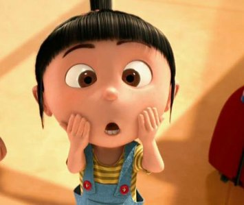 These days... its 'Despicable me' =D I've seen it like.. hundred times but still am unable to get enough of its cuteness and adoreable-ness (I doubt if this word exists o.O)