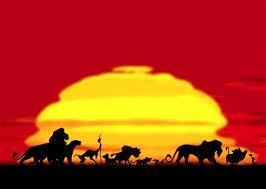 The lion king.yay!