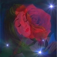 An आइकन I've made of Princess Aurora from Disney's Sleeping Beauty ^_^