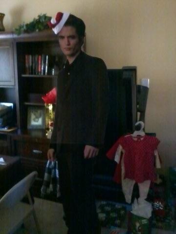 I got Edward!!!