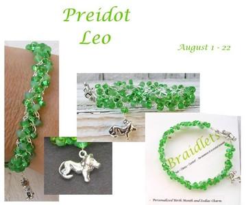 Leo and Peridot. :)