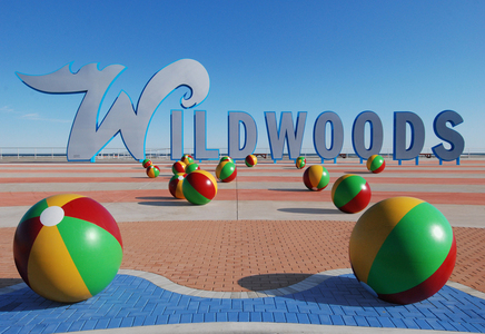 Wildwood, New Jersey :) My family and I have our vacation there every jaar during the summer, since I was a toddler. It may not seem like a extravagant place like LA of France. But, it has a lot of my memories and countless fantastic times. It's also like a seconde home pagina to me. Wildwood is and always will be one of my most memorable places. :)