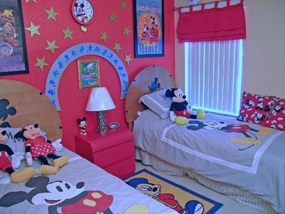 I found a Mickey panya, kipanya bedroom... Here are some more. This one could go with the Mickey panya, kipanya Room, but it only has one crib: http://s2.hubimg.com/u/3051117_f520.jpg Winnie The Pooh: http://farm4.static.flickr.com/3099/3255234886_28127cf104_z.jpg