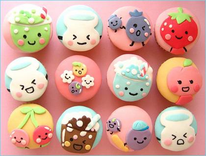 a cupcake!