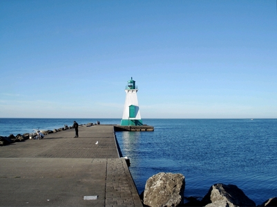 this one,but it`s winter. i`m Canadien so I`ve got Port Dalhousie.