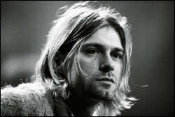 I Dont Like Him.[b] I Love Him!♥ [/b] [i] I Will Always Love His موسیقی No Matter What Is On Nowadays Kurt Cobain Your An Awesome Guy!R.I.P My Crazy Awesome Grunger [/i]