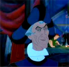I would marry Frollo in half a heartbeat. Those hands, that voice, those eyes, that song! *fans self*
