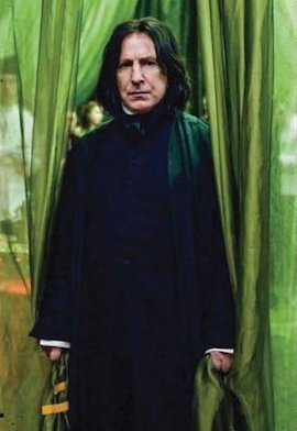 Severus. Forever. Tall, dark, brilliant, witty, caring, dominating, protective, powerful, loyal, brave. (Especially if he looks like Alan portrayed him in the movies, I must reckon.)