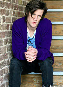 Matt Smith He iz m fave actor and i think he iz hot and cute