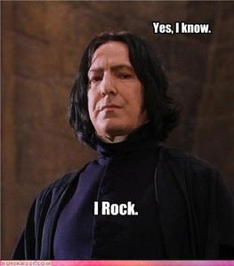 Was it hard to kill Severus knowing everything she knew, o was it something she always had to do? *Sob*