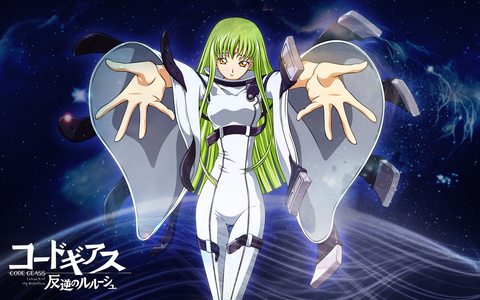 My wife would be C.C. from Code Geass boy this was hard!
