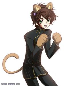 My husband would be Suzaku!! ;D