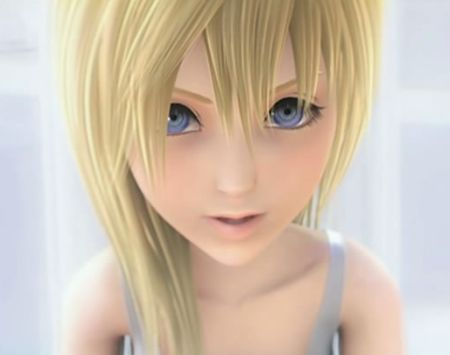 mine wife would be namine from kingdom hearts there are a lots of other but i want then to be with someone else so upendo wewe NAMINE