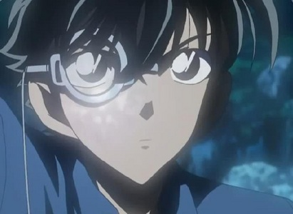 the closest to me is probably Kaito Kuroba also known as the Kaito Kid from Detective Conan ,esp. with the hair in some ways even though mine is rather longer..but my hair a bit darker than his.. *-*..I've heard it all too many times..It's kind of strange..
