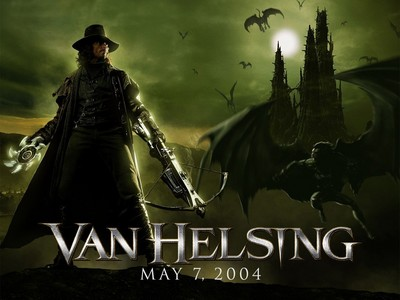 My all time お気に入り movie is バン Helsing. バン Helsing is a notorious monster hunter who is sent to Transylvania to stop Count Dracula who is using Dr. Frankenstein's research and a werewolf to bring his children to life. English is not my native language so i didnt get the last task. So if that was the task im gonna rate it 8/10 :)