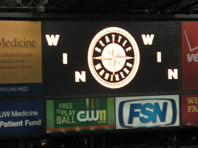 *SEATTLE MARINERS BABY!*all the wayyy!