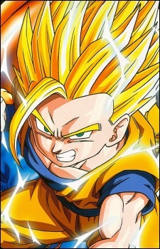 Mine is Gohan from Dragonball. Now he is still one of my most fav character.