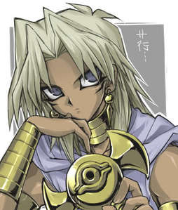 My first জীবন্ত crush was Marik Ishtar from Yugioh! I still think he's hot! Hella funny in Yugioh Abridged XD