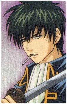 My husband would be Hijikata Toshiro.