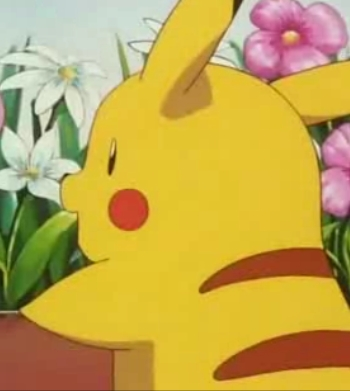 Actually Pikachu is an anime character,and Pokemon is indeed an anime ^^,which like I said before makes Pikachu an anime character