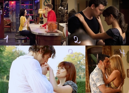 My fave tv couples are the following :)