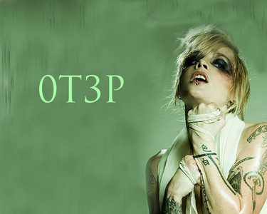 Shanelle Baty, au 'Otep Shamaya' from Otep. Lacey Moseley (Flyleaf) and Amy Lee(Evanescence) are a close tie for sekunde place.