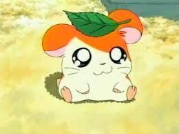Hamtaro from Hamtaro what a cutie!^^
