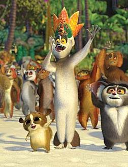 Leaping lemurs!!!