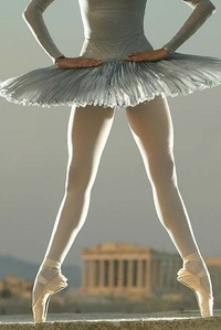 my legs...i dance with them :)