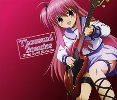 Yui from Angel Beats, everything about her is just what I want to look like :3