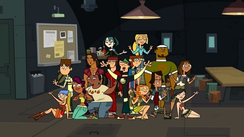Total Drama World Tour.