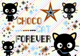 Sanrio's little kitty Chococat.. Sooooo adorable! pag-ibig him!!!!!