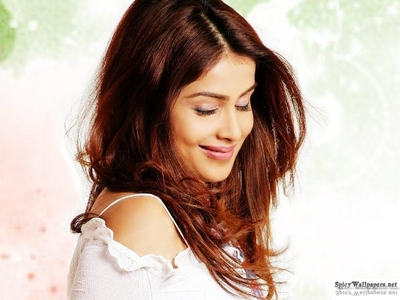 This is Genelia D'souza