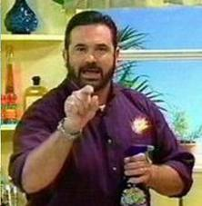 """""""Billy Mays was an inspiration. He didn't just make me want to buy oxi-clean, he made me want to BUY OXI-CLEAN."""""""