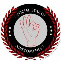 it truly is AWESOME™ ~the king of AWESOME™