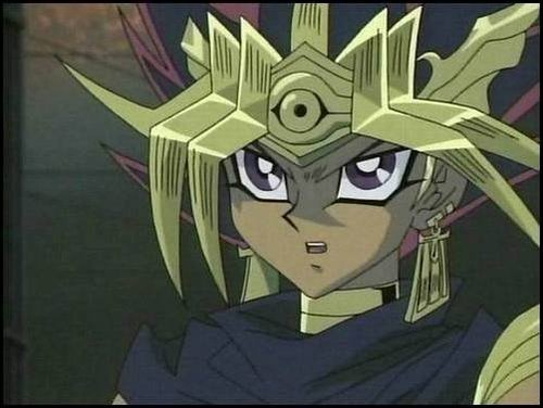 """Well, from what I've seen of season 4, (Awakening the Dragon) Bakura is practically all but forgotten, and Yugi, Kaiba and Joey must fight Dartz to save the world. If you watched the first 3 seasons you would understand the 4th. Kaiba is not a team player, he works on his own with little regard for Yugi, although yugi does a damn good job in keeping up with Kaiba as it is. Joey is one of the """"good"""" guys, Bakura has an evil spirit in him and as far as I know he's not in the 4th season at all. Hope this helps to explain what the creators were thinking."""