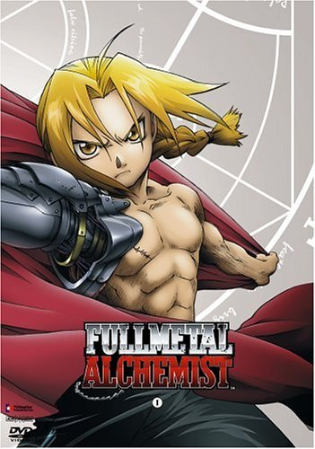 I could go with so many...as right now I choose Ed Elric of FMA! he's b3yond awesome and he's funny too!^^