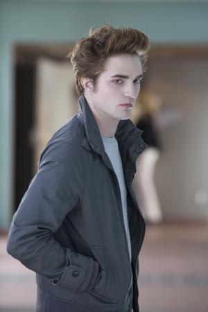 Edward!!! Real men sparkle!!!