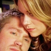 MIne Are Leyton Coz He believed In Every Thing She Does And Coz When They Are Together They Just Give Each Other Some Kind Of Strength That Can Help Them To Move On :D