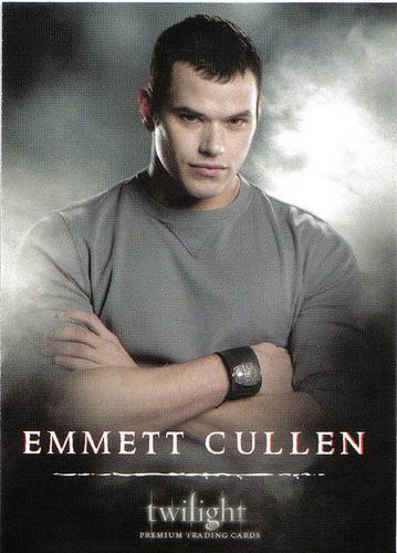 آپ should draw Emmett Cullen.