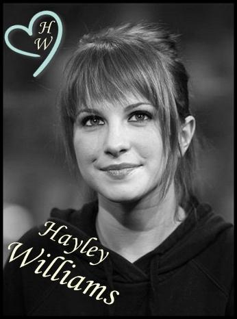 Hayley Williams : )
