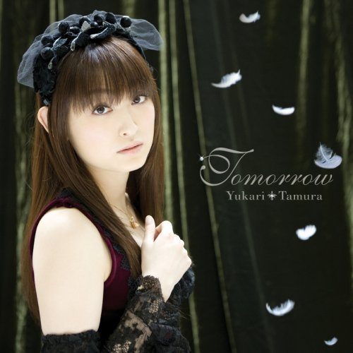 Tamura Yukari. She's cute, has an interest in gótico lolita like me, and knows how to sing. Or else it's Plastic Tree, but I don't have a picture of them, so.