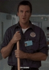 I have a hundered madami things but I have decided to pick..... The Janitor. x3