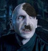 Mustache Voldemort 2