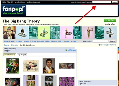 Hi, If you type in either Kunal Nayyar or Raj Koothrappali in the fanpop searchbar and press enter you will find both spots. For now I'll save you all that trouble... Here are the links: [url=http://www.fanpop.com/spots/kunal-nayyar]Kunal Nayyar Spot[/url] [url=http://www.fanpop.com/spots/raj-koothrappali]Raj Koothrappali Spot[/url]