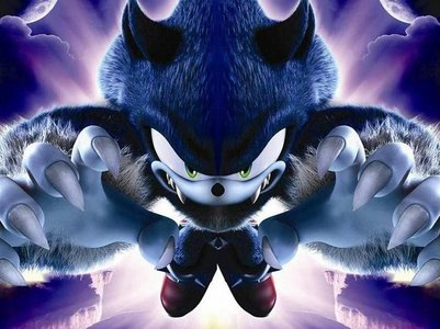 sonic the werehog, sonic is so awsome, i have the game and i প্রণয় it!!