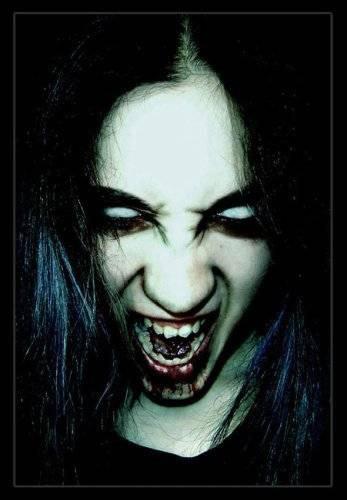 Welllll I drink blood!!! SOOO IMMA VAMPIRE!!!!