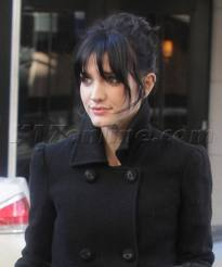 People say that i look like Ashlee Simpson. :/