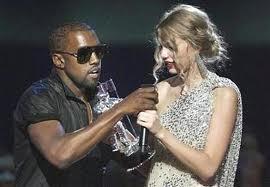 Kanye West, I dislike this man soo much....ewww